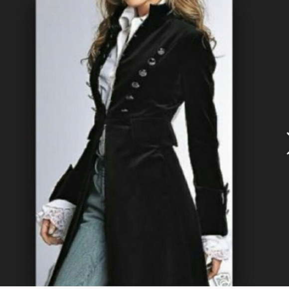 Newport News Jackets & Blazers - Sleepy Hollow coat